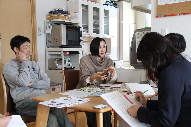 【JAところ通信】遠藤さんがホクレンの営農情報誌「アグリポート」の取材を受けました!