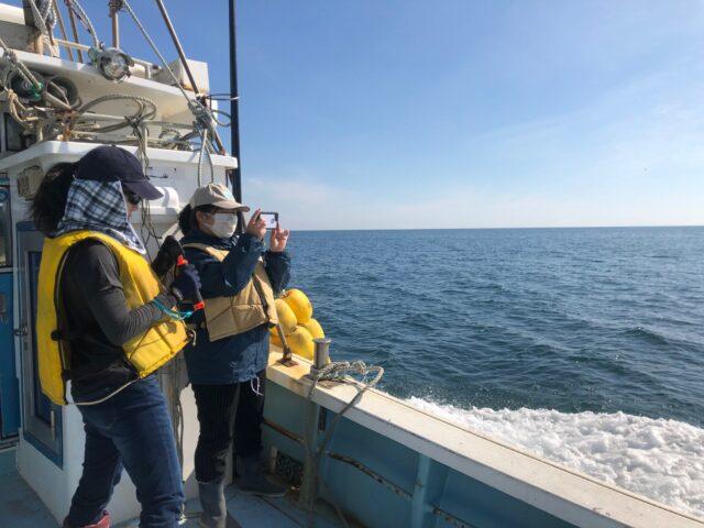 【JAところ通信】農業研修生 オホーツク海へ!