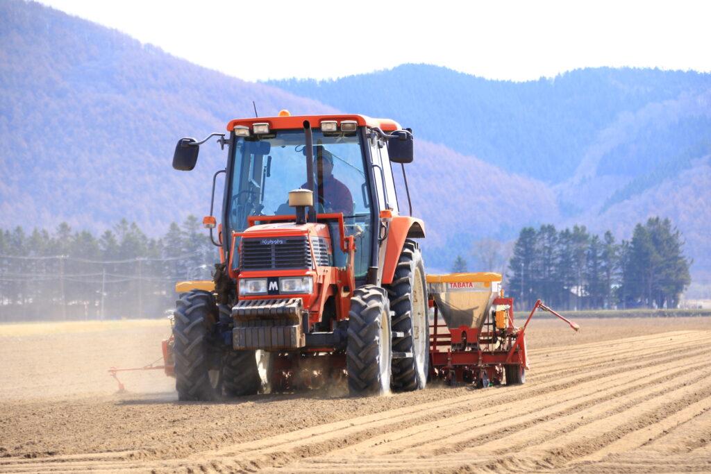 【JAところ通信】春の農作業風景を撮影しました!