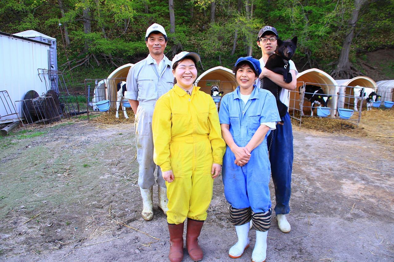 【JAところ通信】農業研修生 俣野みずきさんの研修が終了しました