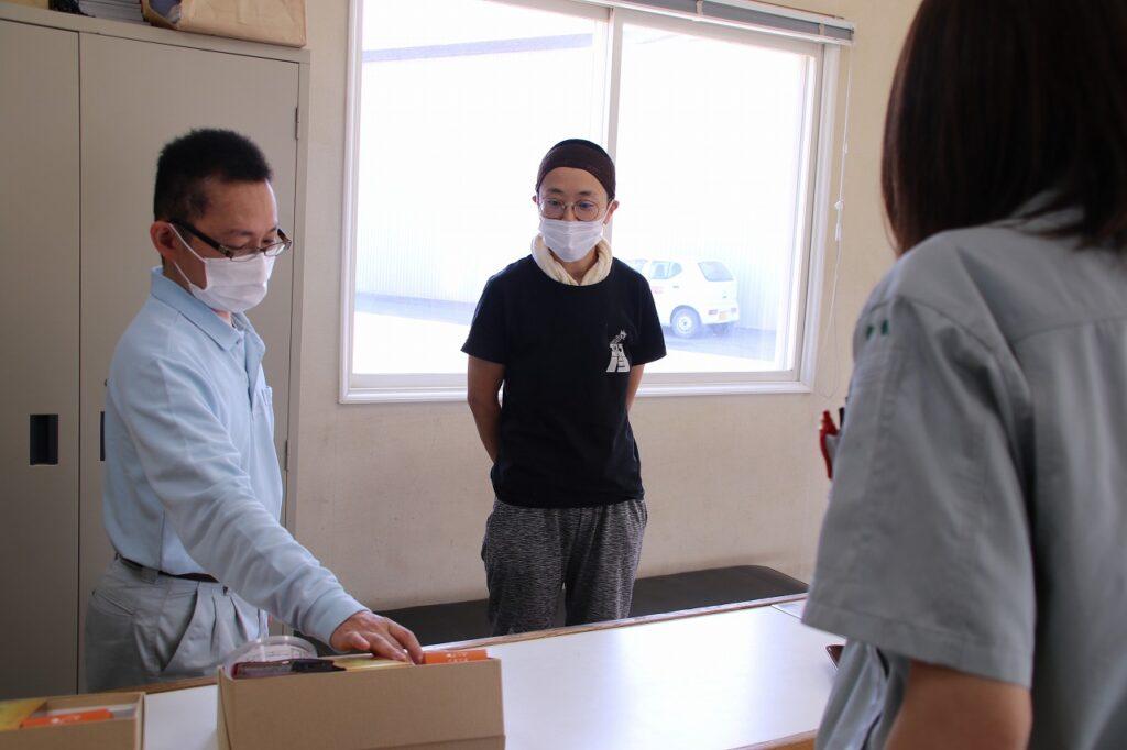 【JAところ通信】農業研修生 渋谷千浩さんの研修模様を撮影しました①