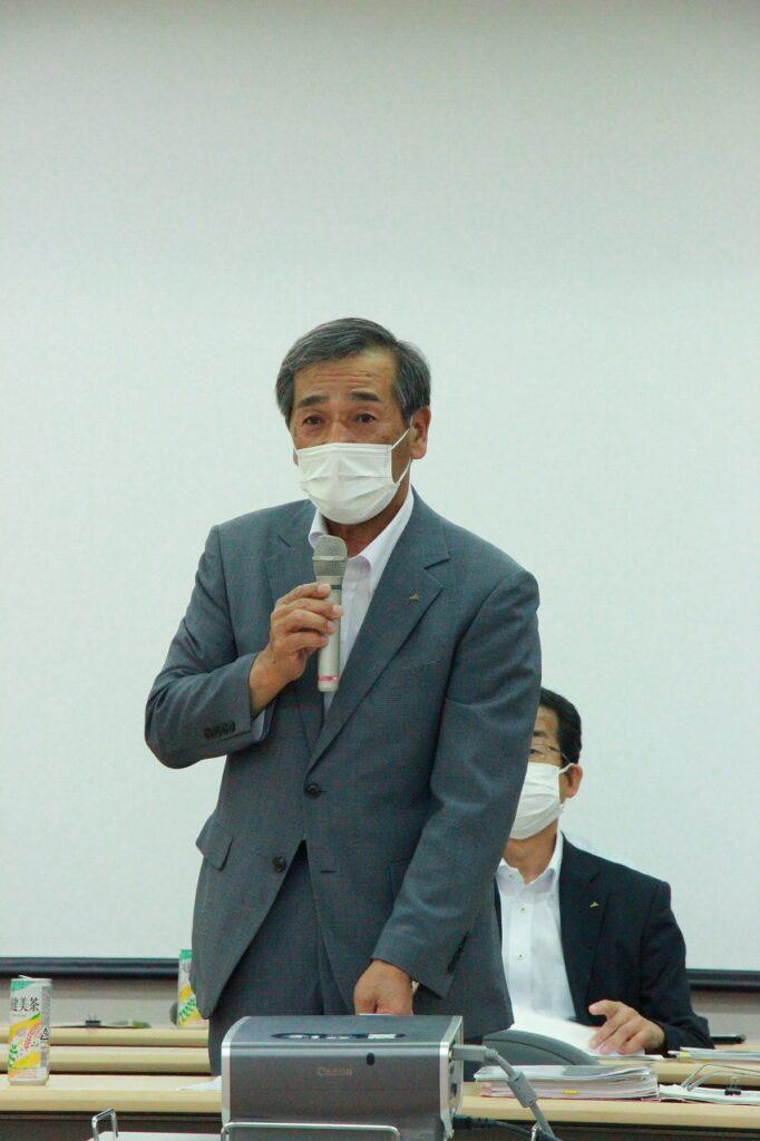 【JAところ通信】JA北海道大会に向けた組織討議を行いました